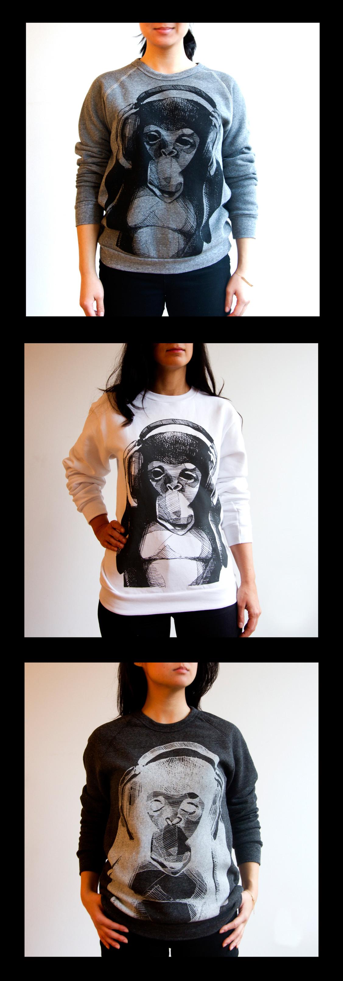 chimpGIRL